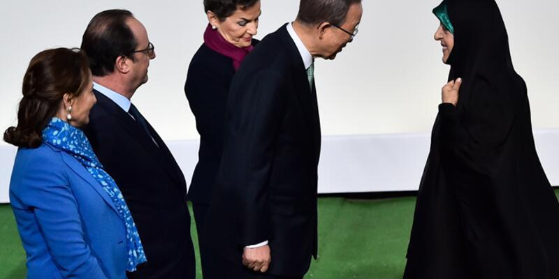 Paris'te iklim zirvesi başladı