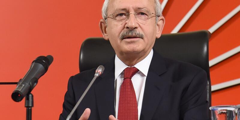 Kemal Kılıçdaroğlu'ndan Meclis Başkanı'na mektup