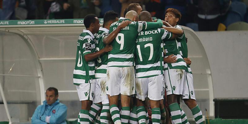 Sporting Lizbon son dakika penaltısıyla...