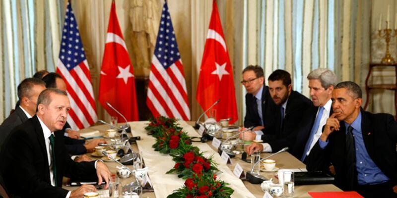 Obama ve Erdoğan Paris'te Rusya krizini masaya yatırdı