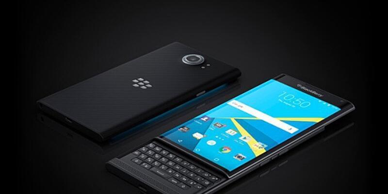 BlackBerry PRIV güncellendi