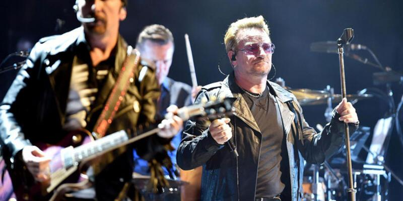 U2, Paris'ten vazgeçmedi
