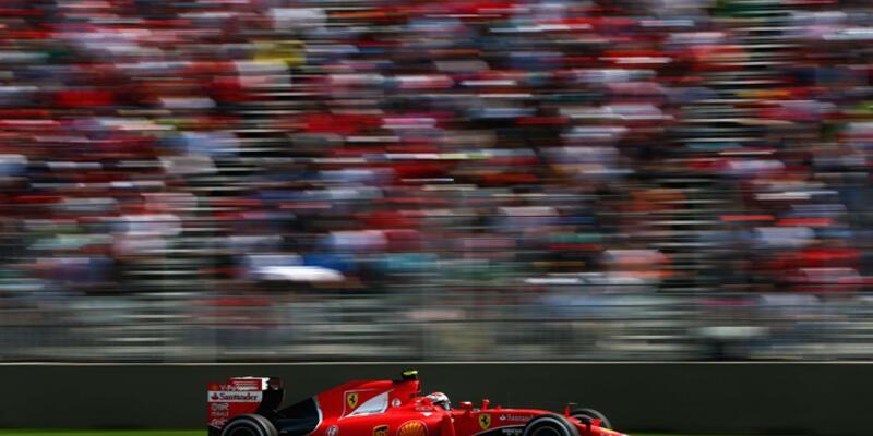 F1'de Bahreyn heyecanı