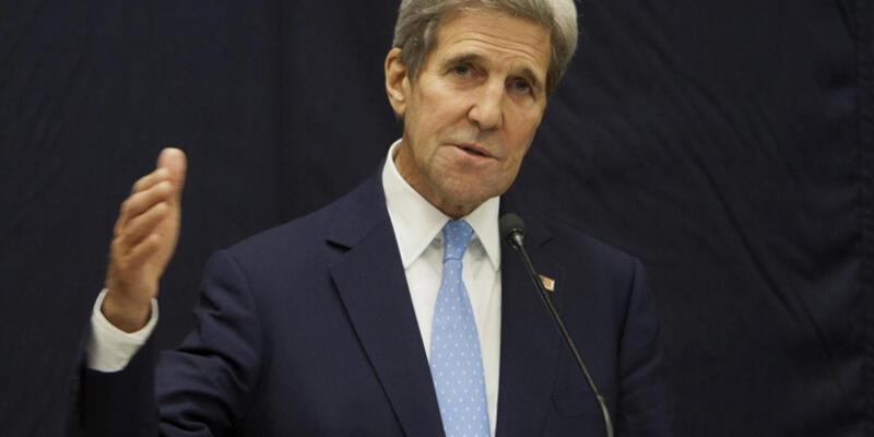 Kerry'den Cenevre yorumu