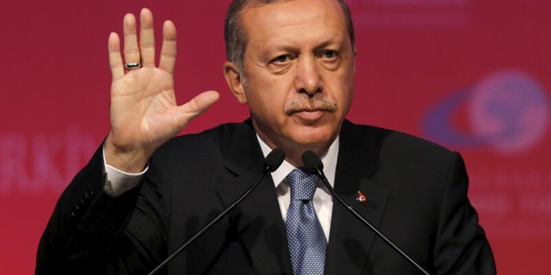 """Erdoğan: """"Çift başlılığı ortadan kaldırmak lazım"""""""