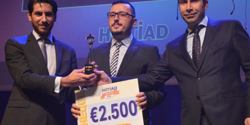 """""""Wifim Hotspot"""" uygulaması Türk girişimciye ödül kazandırdı"""