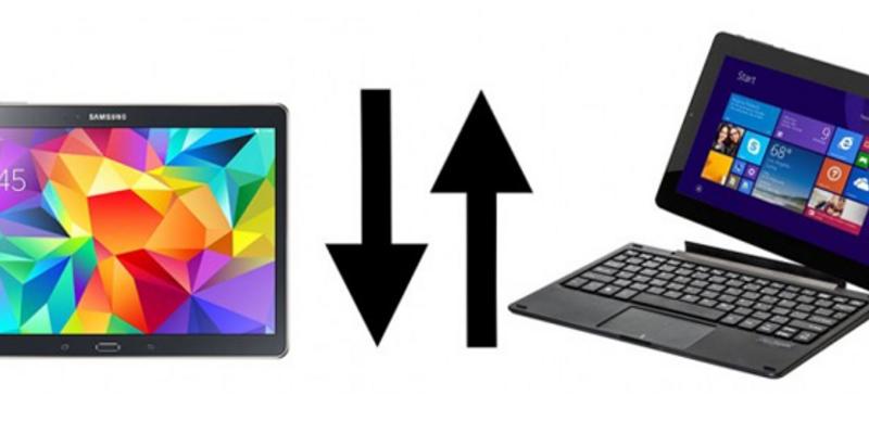 Tablet bilgisayar yükselişe geçti