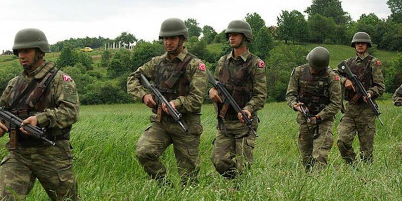 TSK Peşmerge güçlerine eğitim vermeye devam ediyor