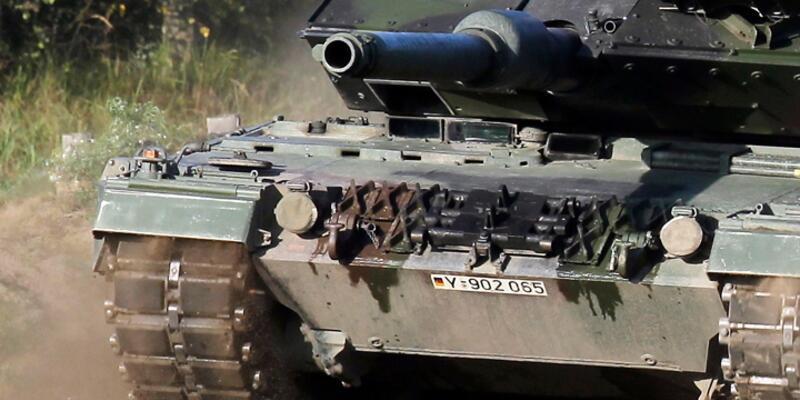 """Almanya'dan """"Suriye'ye kara harekatı"""" açıklaması"""