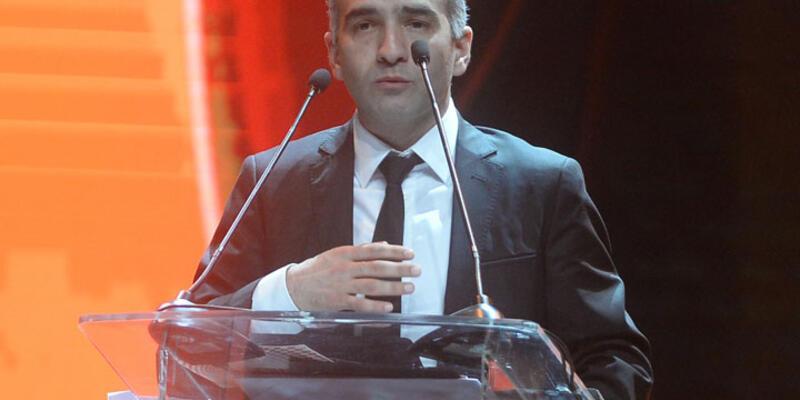 Antalya'da Nadir Sarıbacak'ın ödül konuşmasına sansür!