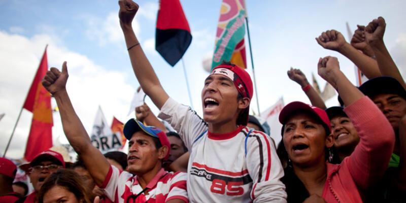 Venezuela'da muhalefet çoğunluğu ele geçirdi