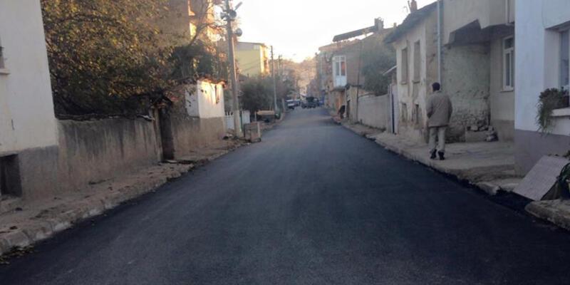 Belediye Roma mozaiğini asfaltla kapattı!