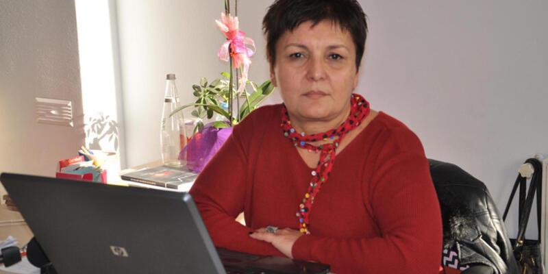 Haber yapan kadın gazeteci Ahlak Bürosu'nda ifade verdi