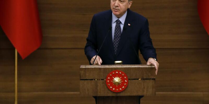 "Cumhurbaşkanı Erdoğan'dan Rusya'ya: ""Bunlar yavuz hırsız"""