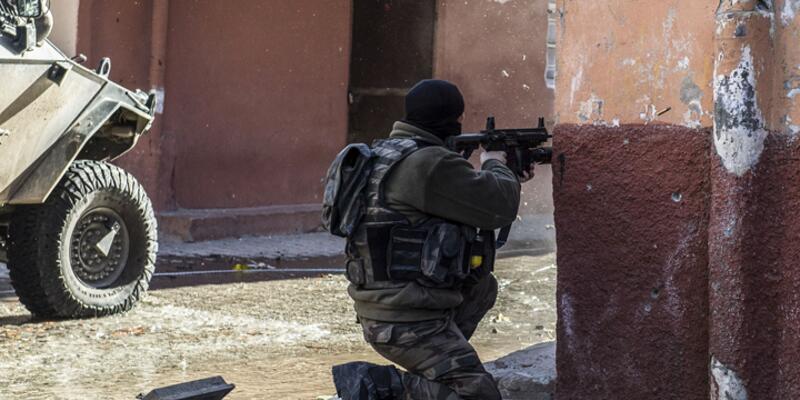 Diyarbakır ve Şırnak'ta 14 PKK'lı öldürüldü