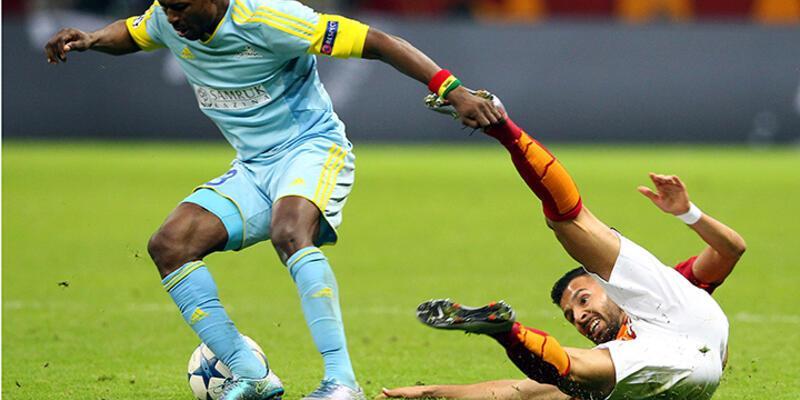 Astana'dan Galatasaray'a tarihi gol!