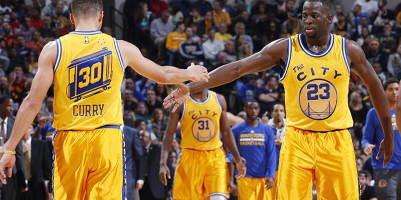 Warriors 23'te 23 yaptı, Heat'in rekorunu egale etti