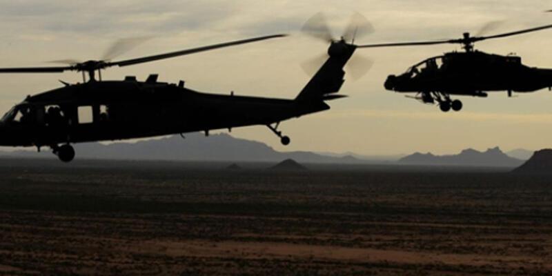 Irak Rusya'dan savaş helikopteri aldı