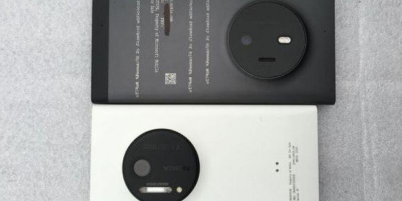 Lumia McLaren'den yeni görüntüler