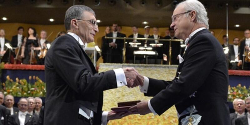 Aziz Sancar Nobel'i Anıtkabir'e götürecek