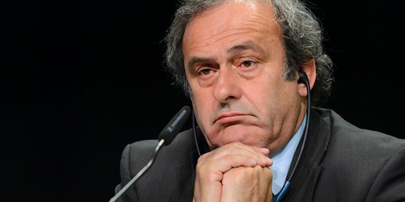 Michel Platini efsanesi bitti!