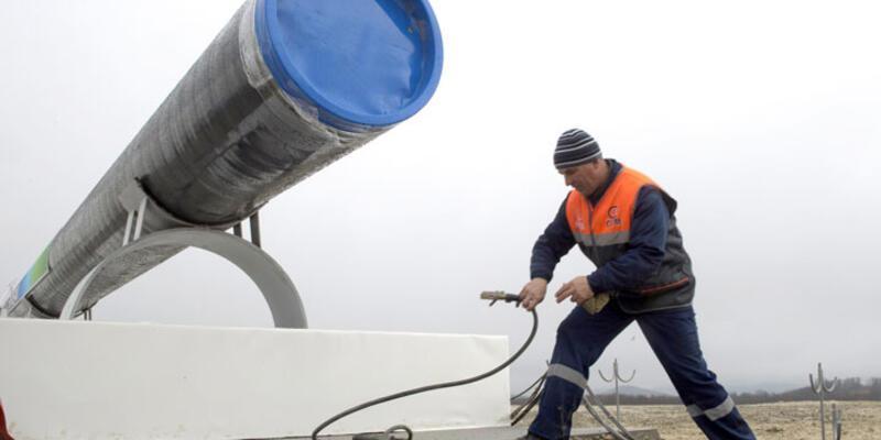 Kerkük'ten gaz getirecek hattın inşası başladı
