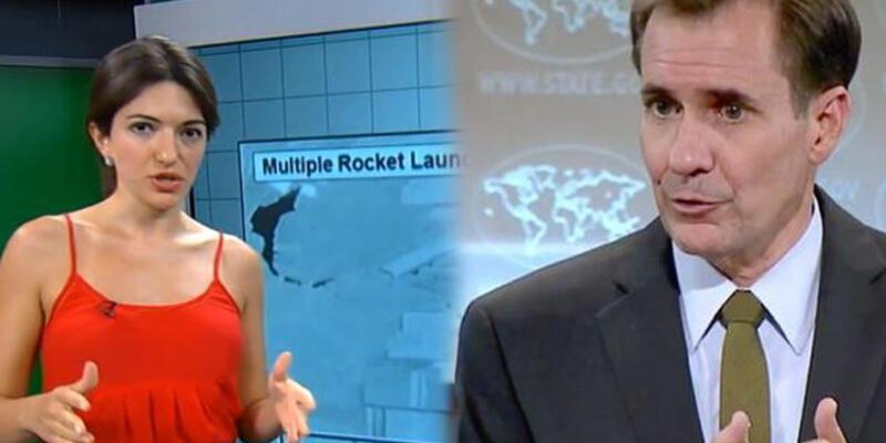 Rus muhabirin soruları ABD dışişleri sözcüsü Kirby kızdırdı