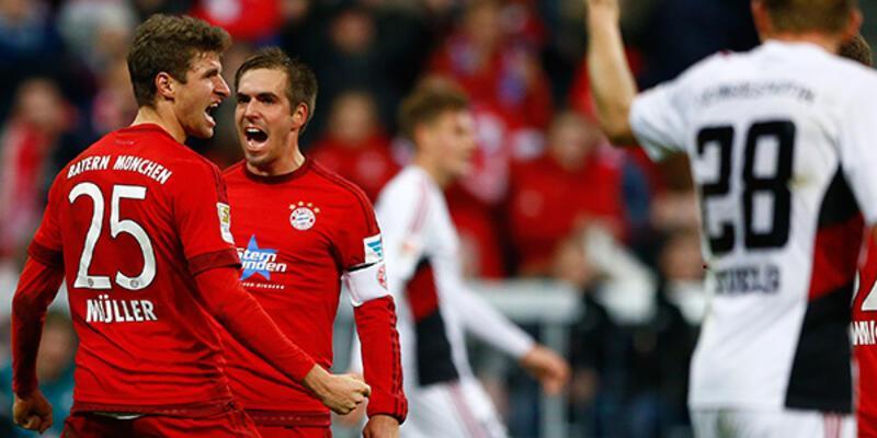 Bayern şimdiden garantiledi!