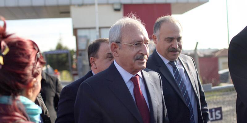 CHP Genel Başkanı Kılıçdaroğlu, Can Dündar ve Erdem Gül'ü ziyaret etti