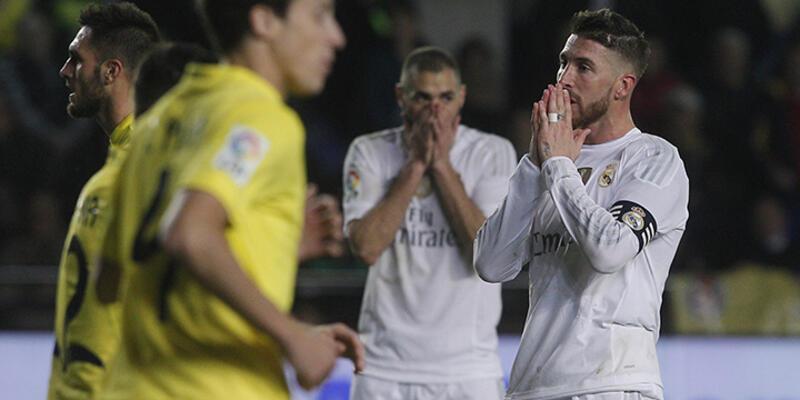 Real Madrid zirveyi istemiyor: 0-1