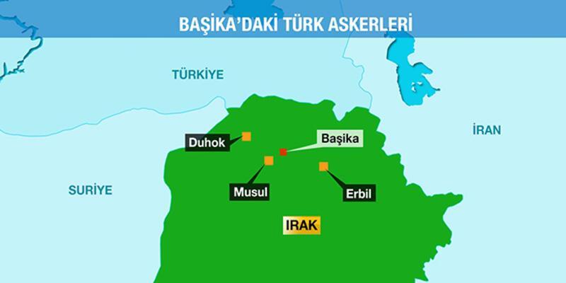 """Irak: """"Türkiye askerlerin tamamını çeksin"""""""