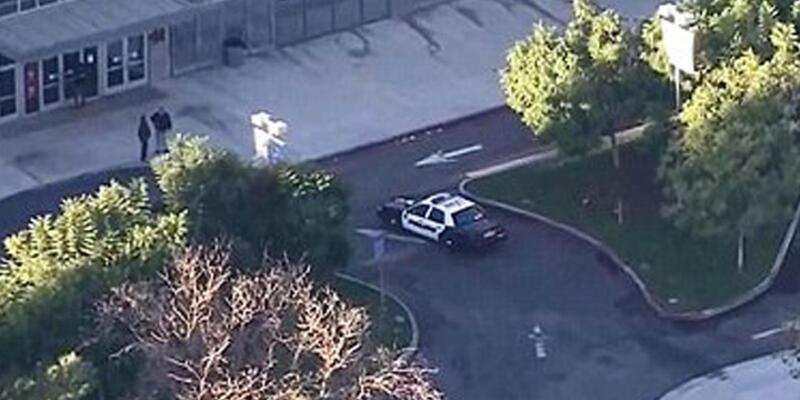 Los Angeles'ta terör alarmı!