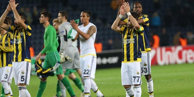 İşte Fenerbahçe'nin Tuzla maçı ilk 11'i