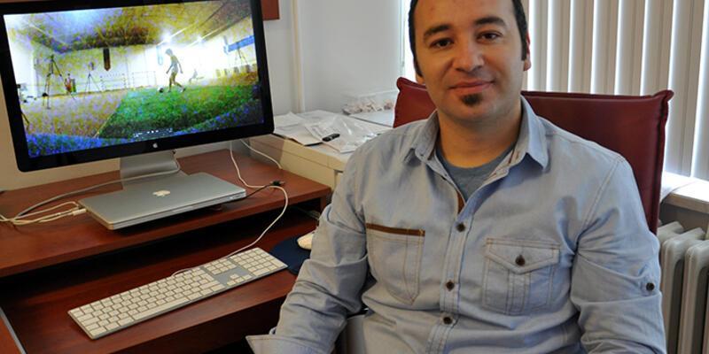Türk bilim insanlarının projesi: Sanal ortamda taktik antrenman