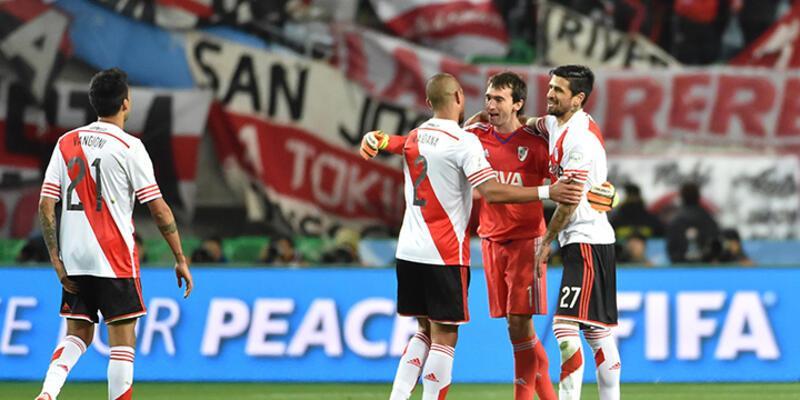FIFA Kulüpler Dünya Kupası'nda ilk finalist River Plate