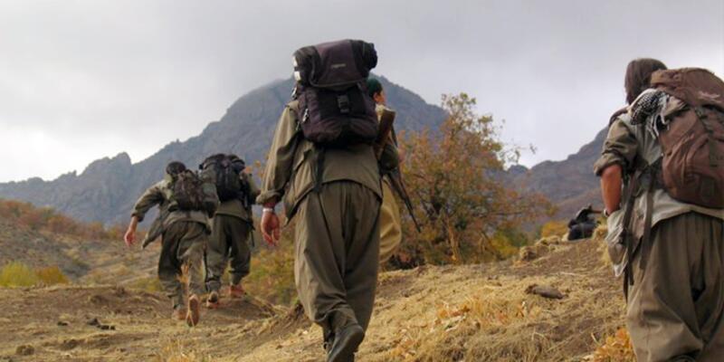 'Rambo' lakaplı cezaevi firarisi PKK'lı yakalandı