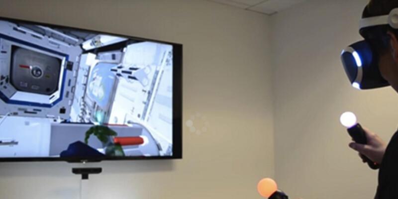 Astronotlar PlayStation ile eğitiliyor