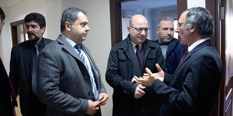 CHP'li İlhan Cihaner ve Hilmi Yarayıcı Diyarbakır'da