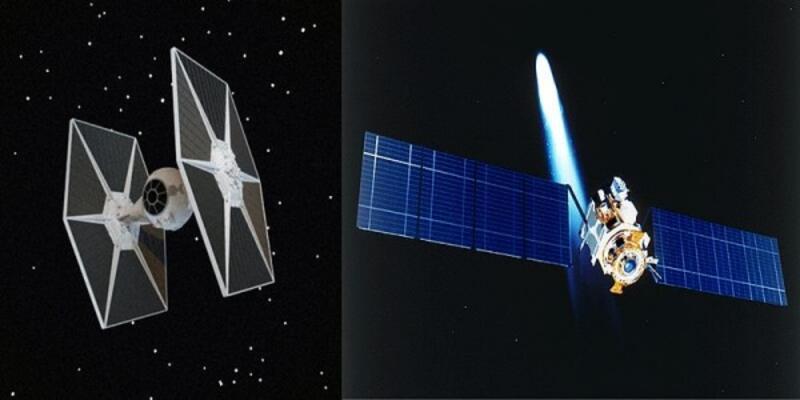 Star Wars evreni teknolojileri
