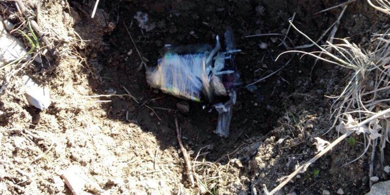 PKK'dan anaokulu bahçesine el yapımı bomba