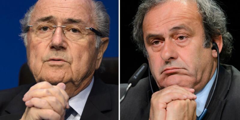 Blatter ve Platini'ye iyi haber