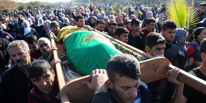 Tarsus'taki gösterilerde öldürülen 13 yaşındaki Davut toprağa verildi
