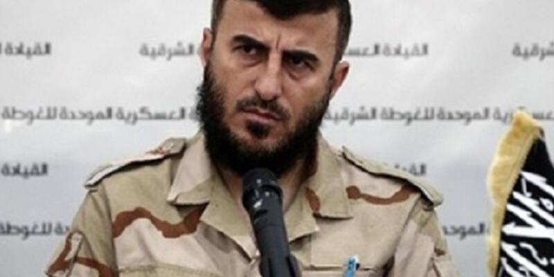 Suriye'de muhalif lider öldürüldü!