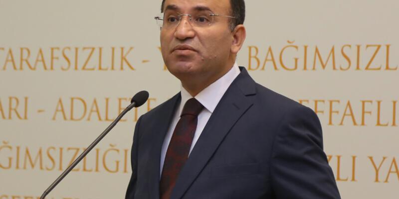Adalet Bakanı Bozdağ'dan Reza Zarrab açıklaması