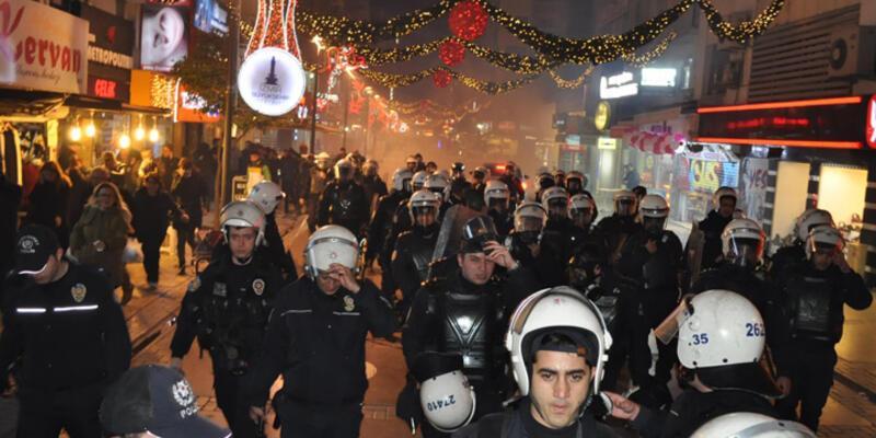 İzmir'de HDP'lilere gözaltı