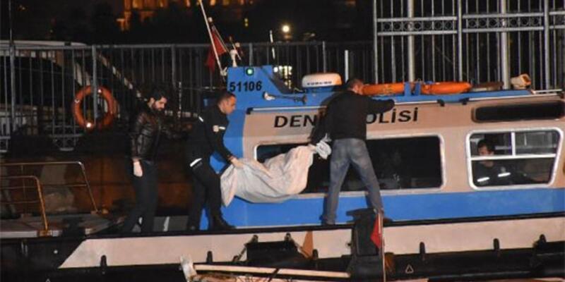 Ortaköy'de denizden çocuk cesedi çıkarıldı