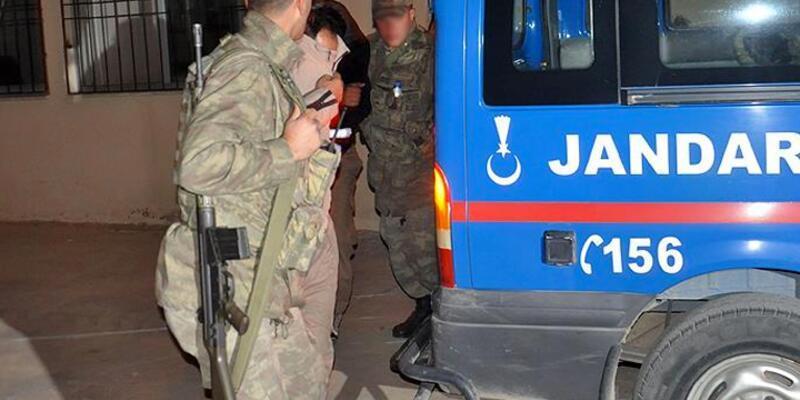 Kilis'te askeri yasak bölgede 3 kişi yakalandı