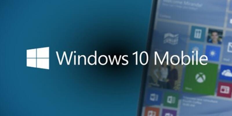 Windows 10 Mobile güncellemesi kimlere gelecek?