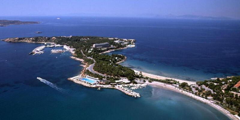 Yunanistan'ın ünlü oteli satışa çıktı