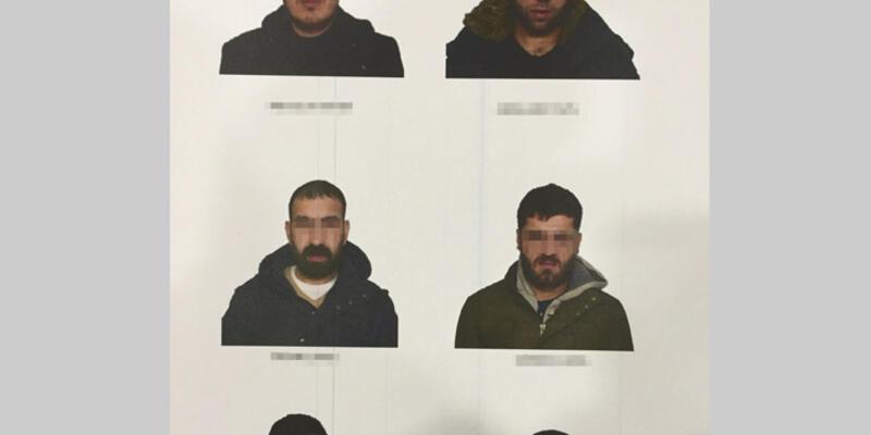 Eylem hazırlığında oldukları öne sürülen 6 kişi yakalandı